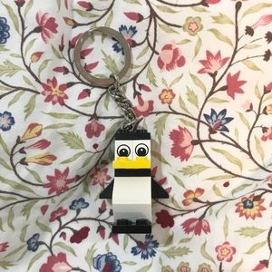 Lego Accessories - Lego Penguin Keychain